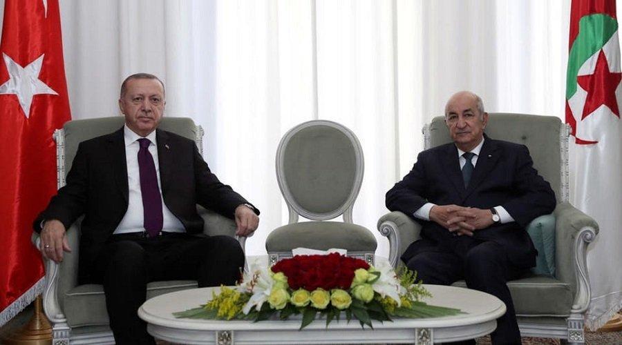 الخارجية الجزائرية تتهم أردوغان بإخراج حديث تبون عن سياقه