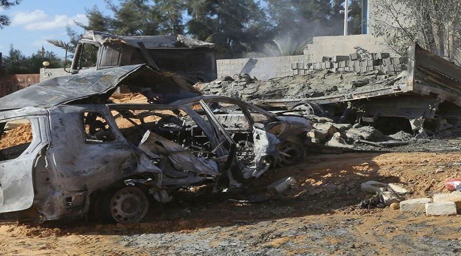 مقتل مغربي بليبيا جراء سقوط قذيفة شرق طرابلس