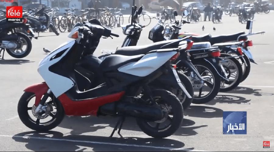 مجلس الرباط يفشل في تنظيم قطاع بيع الدراجات النارية