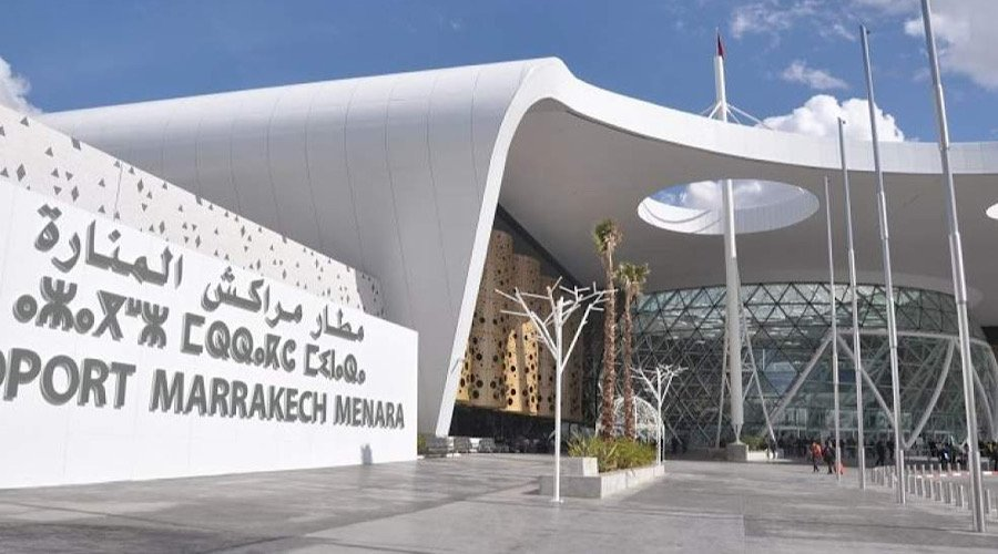 التحقيق في ملابسات محاولة سيدة إضرام النار في نفسها بمطار مراكش