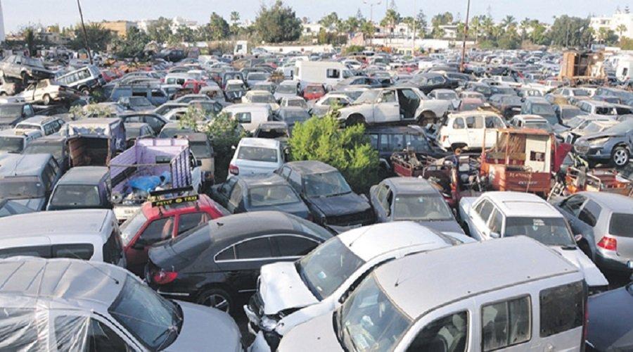 9ba058e36 هذه حقيقة الحجز على سيارات المواطنين الذين لم يؤدوا الضريبة - تيلي ماروك