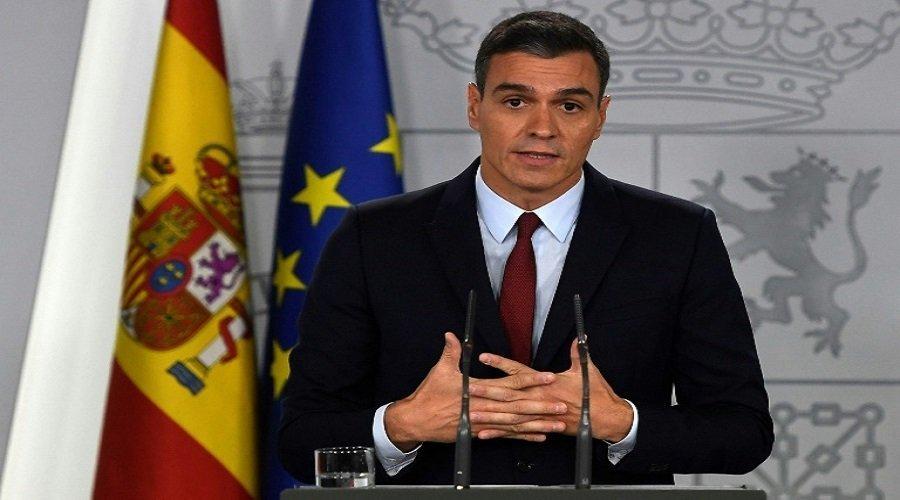 إسبانيا تعلن تمديد حالة الطوارئ لشهر إضافي