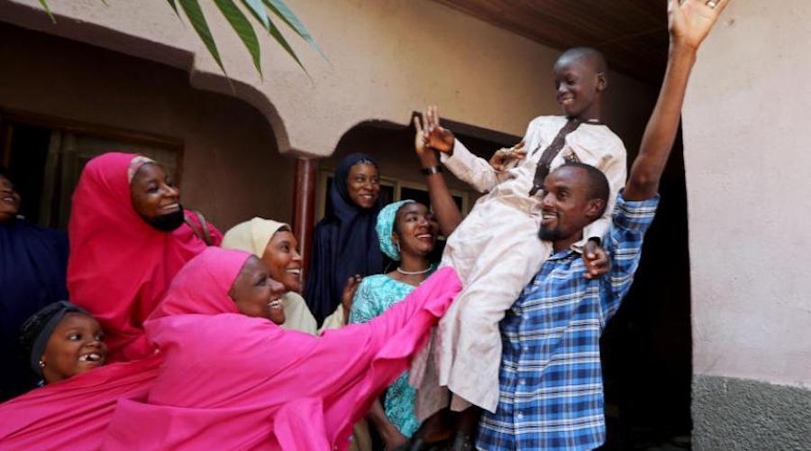إطلاق سراح عشرات المختطفين في نيجيريا