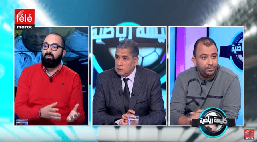 كليسة رياضية.. عادل العماري : المدربون في المغرب حفارو قبور