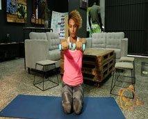 رياضة اليوم: تمارين رياضية للجزء العلوي من الجسم