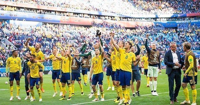 بالفيديو.. السويد تطيح بسويسرا وتبلغ ربع نهائي المونديال