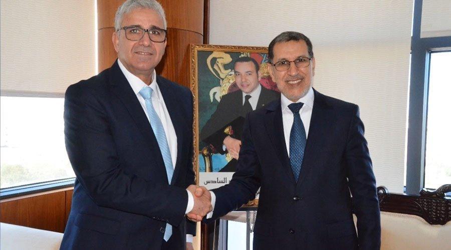 وزير الداخلية الليبي يعرب عن تطلع بلاده للاستفادة من الخبرة المغربية في مختلف المجالات