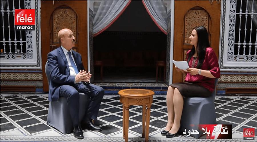 ثقافة بلا حدود : الشاعر الأردني صلاح جرار يتحدث عن انفتاحه على الأدب الأندلسي