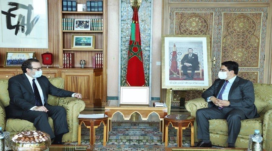 أمريكا تقدر دعم الملك محمد السادس في القضايا ذات الاهتمام المشترك