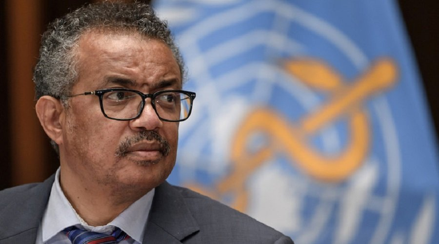 تهم المشاركة في جرائم إبادة جماعية تلاحق مدير منظمة الصحة العالمية