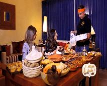 برنامج سطار شاف في مأدبة افطار شهي مع شاف سيمو