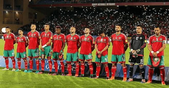 أربعة لاعبين مغاربة ضمن تشكيلة إفريقيا المثالية لسنة 2017