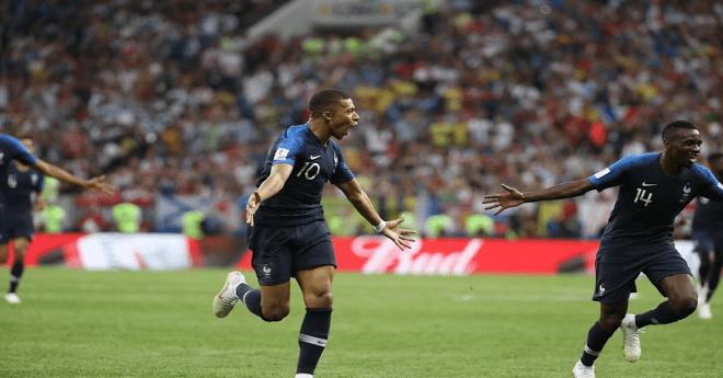 فرنسا تطيح بكرواتيا وتتوّج بطلة للعالم للمرة الثانية في تاريخها