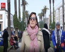 """كوكو تقارن بين العنف في المجتمعين المغربي و الأمريكي ضمن حلقة شيقة من برنامج """"هالو ماروك"""""""