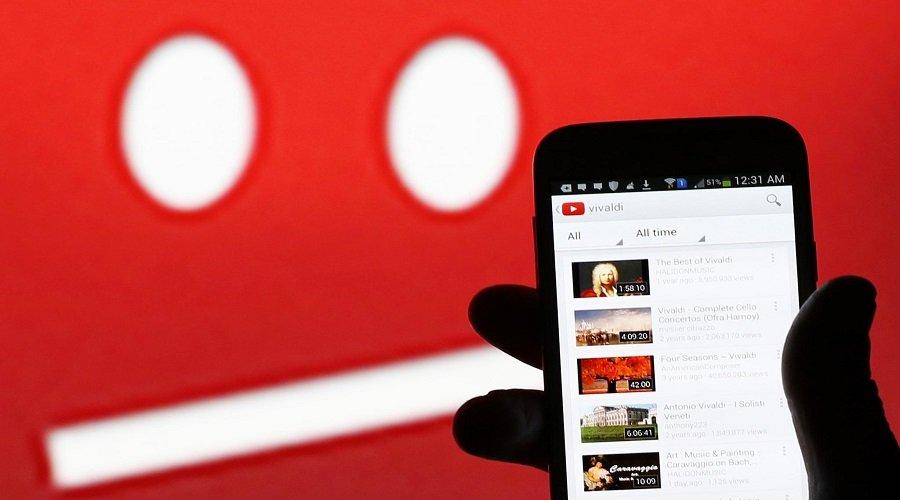 يوتيوب يحذف 58 مليون فيديو لهذا السبب