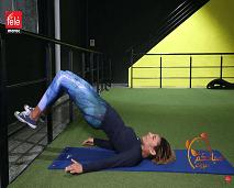 حركات رياضية لشد عضلات الأرداف مع كلثوم اضمير