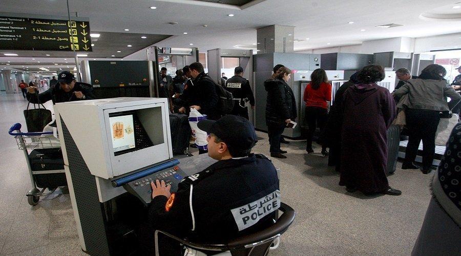أمن مطار محمد الخامس يوقف جزائريا مبحوث عنه دوليا