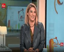 """مصممة المجوهرات اللبنانية """"مايا الباشا"""" ضيفة صباحكم مبروك"""