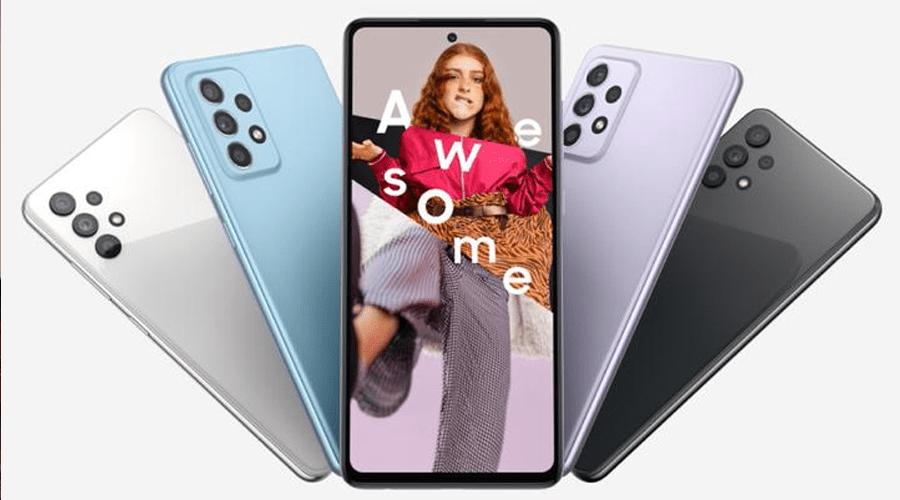 سامسونج تطلق هواتف Galaxy A52 و A72