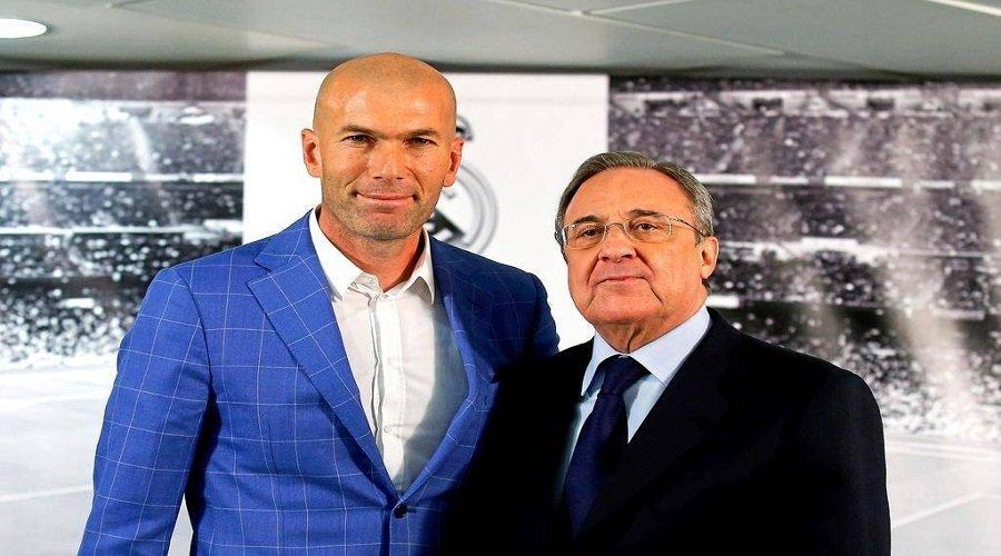 مباشرة بعد عودة زيدان.. ريال مدريد يحسم صفقته الأولى