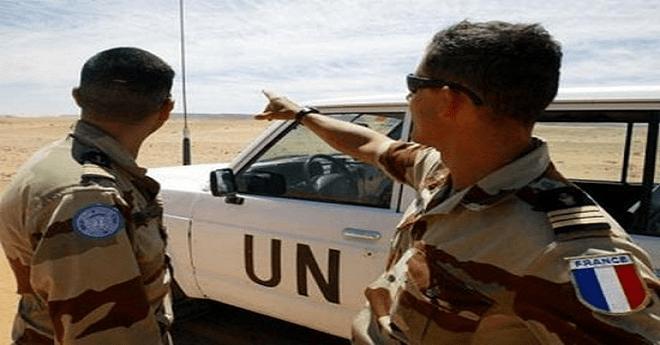 """الأمم المتحدة تتّهم """"البوليساريو"""" باعتراض دورية للمينورسو وإطلاق النار"""