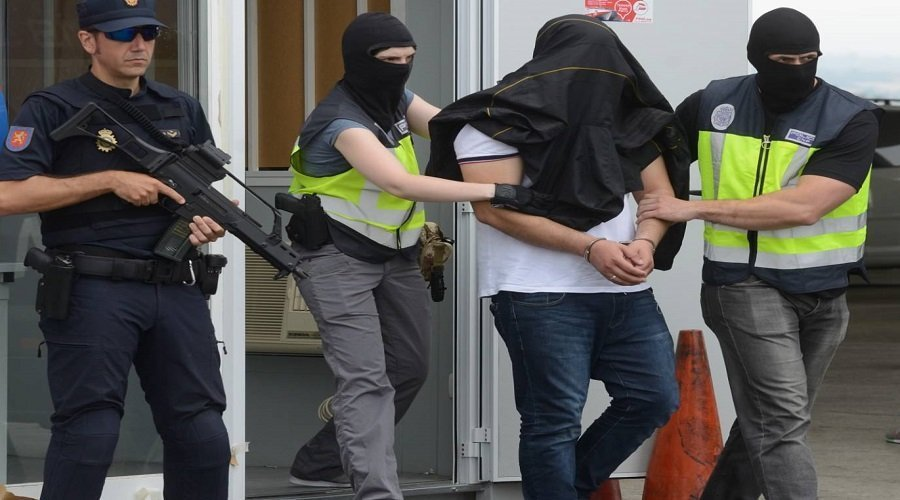 توقيف داعشي مغربي بإسبانيا