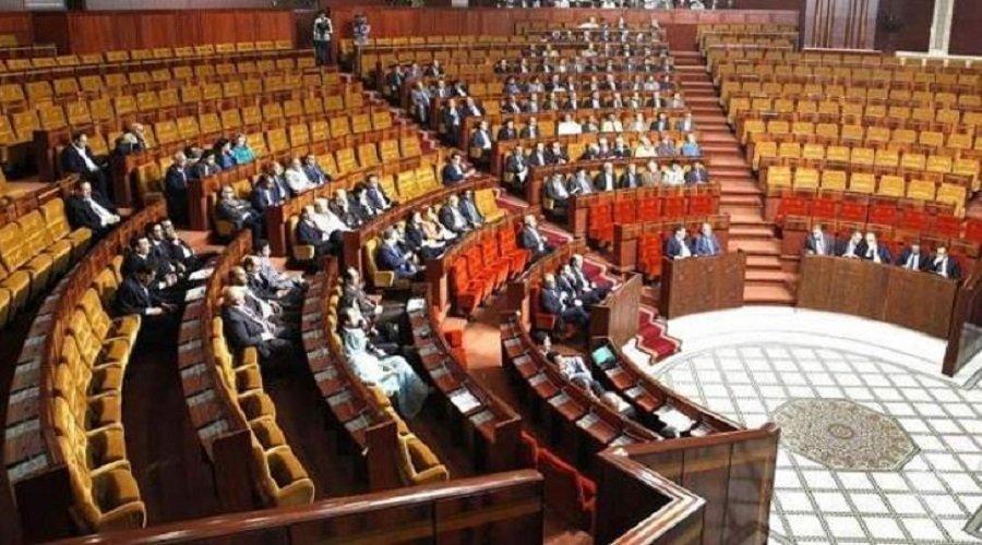 لجنة المالية تصادق على قانون إلغاء تقاعد أعضاء مجلس المستشارين