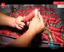 كواليس إنتاج اللحوم المصنعة وعمليات تهريبها  إلى المغرب وتزوير تواريخها في تحقيق خاص لسهام فضل الله
