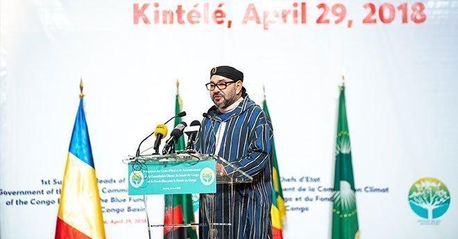 """الملك محمد السادس:"""" إذكاء الوعي البيئي يكتسي طابع الاستعجال بالنسبة للقارة"""""""