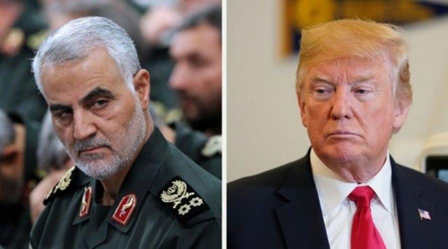 ترامب يقتل رجل إيران القوي في العراق