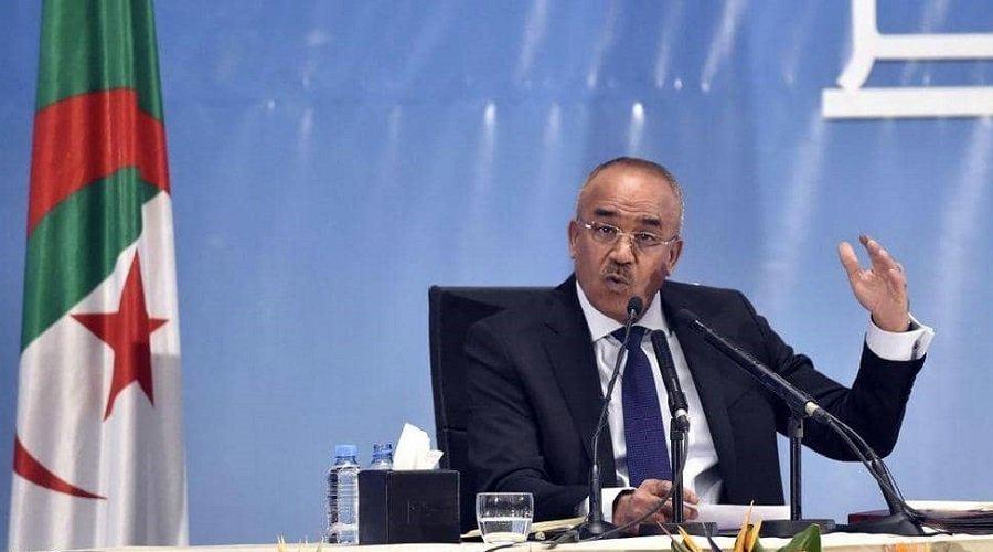 """استقالة مرتقبة لرئيس الوزراء الجزائري """"تمهيدا لإجراء انتخابات الرئاسة"""""""