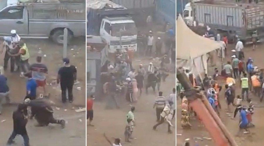أمن البيضاء يطيح بـ 20 متورطا في أعمال عنف وسرقة شهدها سوق لبيع الأغنام