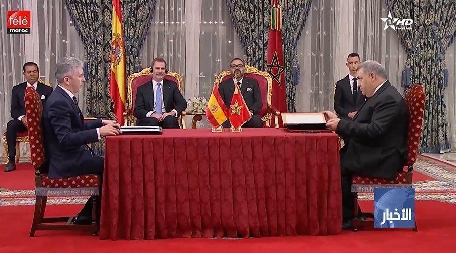المغرب-إسبانيا .. تعزيز التعاون الثنائي في مجال محاربة جميع أشكال الجريمة لاسيما الإرهاب