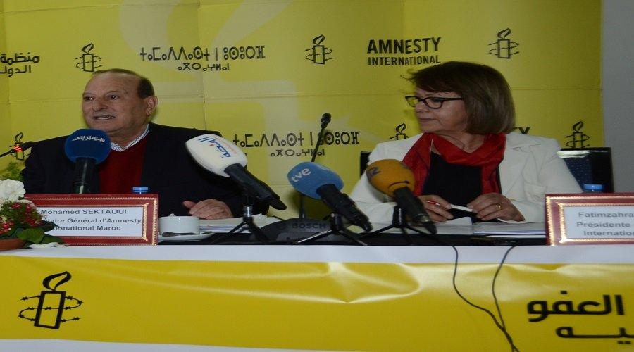 السلطات المغربية لا زالت تنتظر جوابا من منظمة العفو