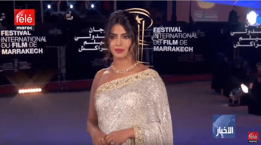 المهرجان الدولي للفيلم بمراكش يكرم السينما الأسترالية والنجمة الهندية بريانكا شوبرا
