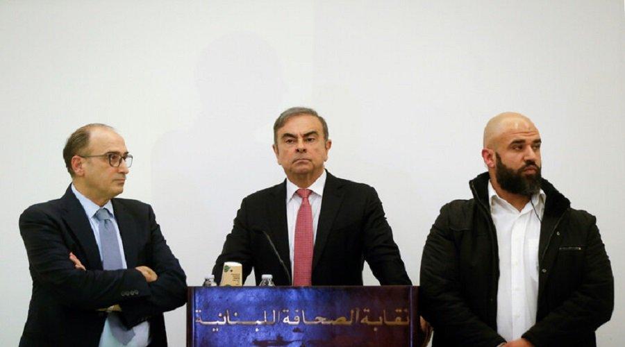 غصن : تعرضت لمؤامرة وأنا فخور بكوني لبناني