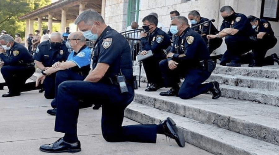 مجلس مينيابوليس يعلن حل شرطة المدينة إثر مقتل جورد فلويد