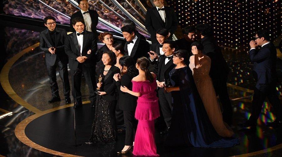 """""""طفيلي"""" من كوريا يحصد 4 جوائز بحفل الأوسكار 2020"""