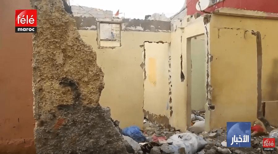 متسكعون يستغلون بنايات مهجورة بالرباط ومواطنون يستغيثون