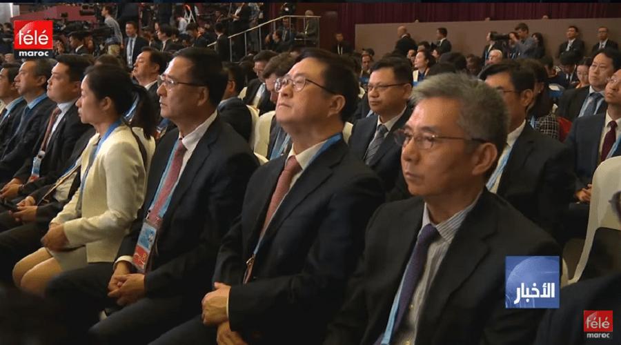 """بوريطة: الصين تعتبر المغرب فاعلا مهما في تنفيذ مشروعها الاستراتيجي الكبير """"الحزام و الطريق"""""""