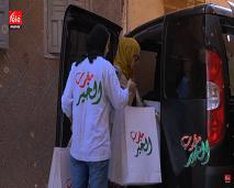 """""""مغرب الخير"""" يشارك الأيتام فرحة العيد ومحسنون يفاجؤون أم أنور وحالات إنسانية تنتظر مساعدتكم"""