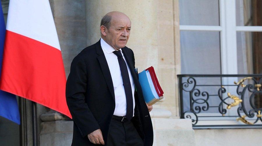 وزير الخارجية الفرنسي يحل بالمغرب