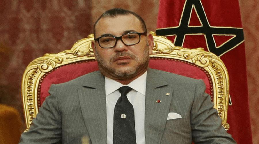 إشادة بجهود الملك في الدفاع عن حقوق الشعب الفلسطيني ونصرة قضاياه