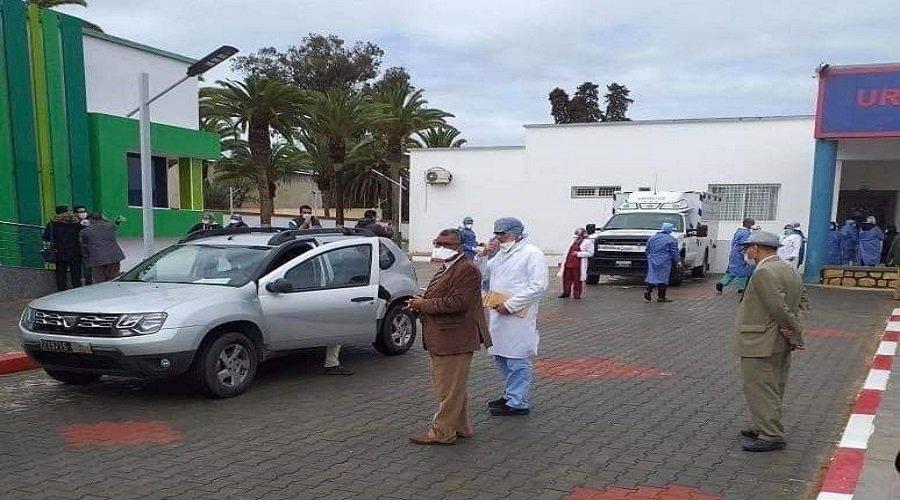 بوانو يخرق التدابير الطبية باستقبال متعافين من فيروس كورونا بمكناس