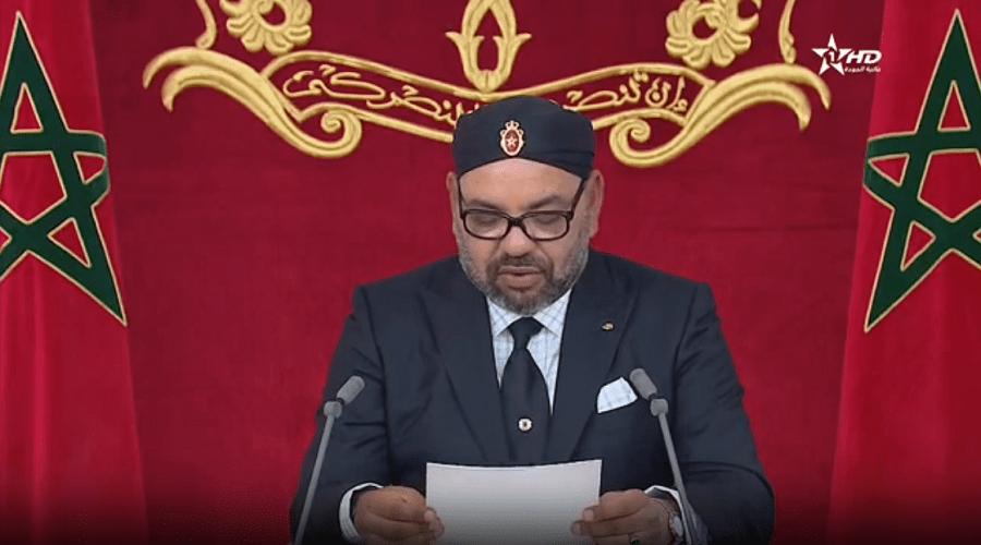الملك : المغرب حقق نموا اقتصاديا رغم تصنيفه إلى جانب دول تزخر بالبترول والغاز
