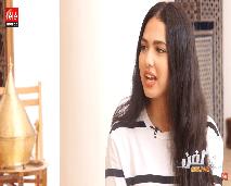 قبل زواجها Manal  تحلم بالغناء مع سعد لمجرد