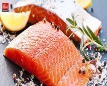 هذه بعض الفوائد الصحية لسمك السلامون