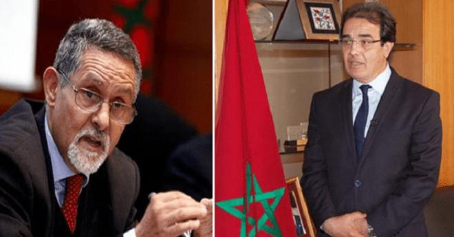 بنعتيق وبوكوس يوقعان اتفاقية لتعليم الأمازيغية لأبناء مغاربة العالم