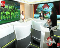 كليسة الكان: زيارة لمقر النادي الأهلي المصري ومخاوف من الحكم الأنغولي