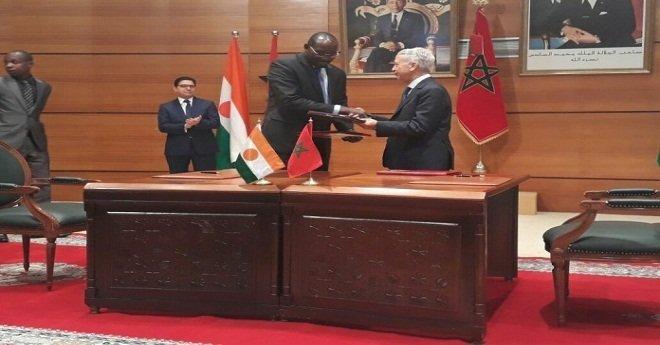 """النيجر تجدد دعمها لطلب المغرب الانضمام ل""""سيدياو"""""""